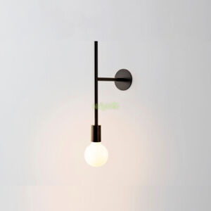 Modern simplicity Geometric lines Wall Lamp LED Hanging Wall light Ceiling light