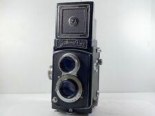 Selten [Optisch Fast Neu Lesen ] YashimaFlex Tlr 6x6 Mittelformat Kamera Japan