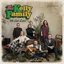 Englische Deluxe Edition Kelly-Family 's Musik-CD