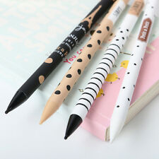 0.5mm Mechanical Pencil Plastic Tower Dots Automatic Pen For Kid School Supplies