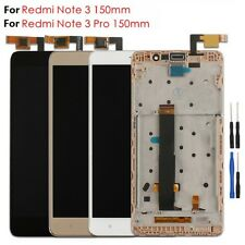 For Xiaomi Redmi Note 3 Pro LCD Display Touch Screen Digitizer with Frame 150mm