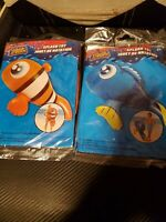 finding nemo and dory disney NEW Inflatable Pool Animals Giant 27 in. summer