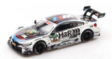 FLOZ FOR BMW M4 Milky white sport Car No.31 1/43  DIECAST MODEL FINISHED car