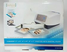 VuPoint PS-C500-VP Scanner CONVERT PHOTOS INTO DIGITAL FILES New In Box