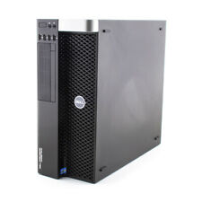Dell Precision Tower T7810 Intel Xeon E5-2620 500GB 2 x 256GB 32GB RAM *NO OS*