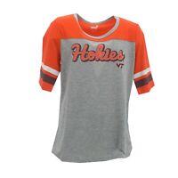 Virginia Tech Hokies Official NCAA Apparel Kids Youth Girls Size T-Shirt New
