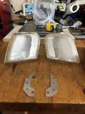 Ford Escort Cosworth Mk5 Sidelight Repair Brackets Rs2000 Xr3i Si Ghia Cabby