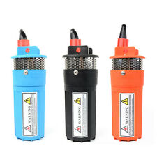 150W Farm & Ranch Solar Powered Submersible DC Water Well Pump 12v 230FT