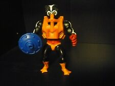Vintage 1981 He-man Masters Universe Figure MOTU Stinkor with Shield