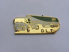 pins automobile carburant petrolier huile camion citerne BP     D.L.T