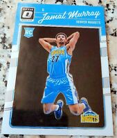 JAMAL MURRAY 2016 Donruss Optic #1 Draft Pick Rookie Card RC Nuggets $$$ HOT $$$