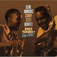 Sonny Stitt, Gene-So - Boss Tenors / Dig Him [New CD] R