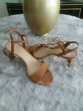 Women high heels shoes size 9m used