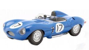 Jaguar D Type Lucas - Mary Le Mans 24h 1957 1:18 (CMR145)