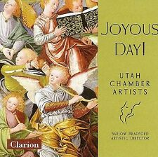 NEW Joyous Day! Songs of Christmas arranged by Barlow Bradford (Audio CD)