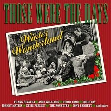 NEW - Those Were the Days: Winter Wo by VARIOUS ARTISTS
