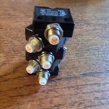 TRANSFORMER TRIP SWITCH 5-10-15-20 AMP RESET BUTTON  OPTIONAL BUBBLE COVER