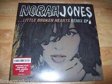 BRAND NEW Norah Jones RECORD STORE DAY MINT Little Broken Hearts REMIX EP RSD