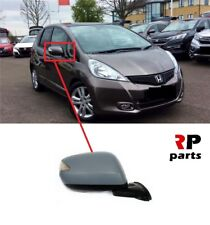 HONDA JAZZ/FIT 08-15 WING MIRROR ELECTRIC PRIMED 5 PIN WITH INDICATOR RIGHT LHD