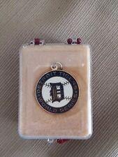 1987 Detroit Tigers Phantom World Series Press Pin