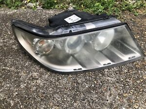 05-09 SAAB 97X 9-7X RIGHT XENON HEADLIGHT HID Foggy