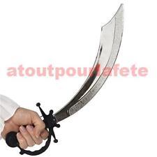 Sabre de Pirate,Flibustier,Corsaire 48cm,Arme,(factice)