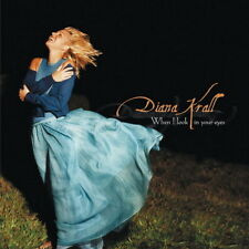 Diana Krall When Hook In Your Eyes (Devil May Care) 1999 Verve CD Jazz