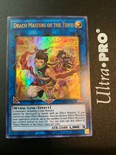 Draco Masters of the Tenyi - CHIM-EN099 - Ultra Rare - 1st Edition | YuGiOh