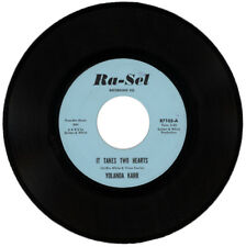 """Yolanda Karr """"se necesitan dos Corazones C/W dejarlo a mí"""" Soul del norte"""