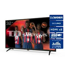 "Televisor 32"" Led HD TD Systems K32DLK12H"