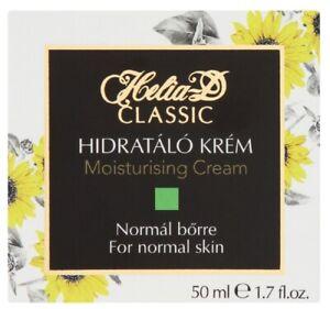 HELIA-D Hungarian Moisturiser Facial Cream for Normal Skin Beauty - FREE SHIP