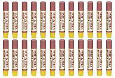 24 Pack Burt's Bees Lip Shimmer, Peony 0.09 oz Each