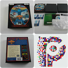 Midwinter II Flames Of Freedom A Microprose game for the Amiga testedworking VGC