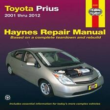 Toyota Prius 2001 thru 2012 (Haynes Repair Manual), Editors of Haynes Manuals, E