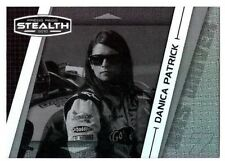 2010 Press Pass Stealth Racing Black and White #41 Danica Patrick RC Rookie
