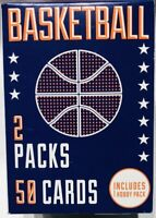 Panini Fairfield Company Nba Basketball Box - 2 Packs + 50 Cards