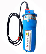 Lot of 2, 24V Solar Submersible DC Water Well Pump Irrigation,230FT+Lift