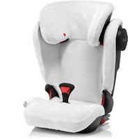 Britax Romer Summer Cover Car Booster Seat Kidfix4 III M Kid Fix Child Off White