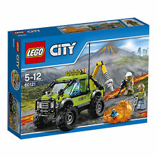 LEGO City Vulkan-Forschungstruck (60121)