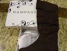 Rampage Women's 'Bridge' Faux Suede Boots size 71/2 M