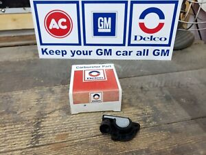 NOS OEM GM THROTTLE POSITION SENSOR for 1992-1993 CHEVY CORVETTE 5.7L 17087654