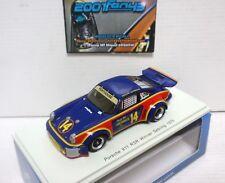 PORSCHE 911 RSR #14 Holbert - Keyser WINNER SEBRING 1976 1/43 SPARK 43SE76