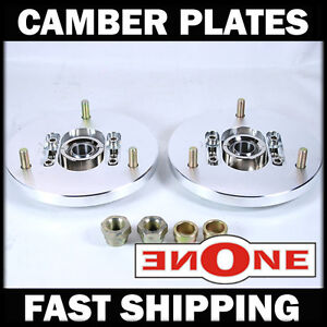 MK1 Pillowball Front Camber Plates Strut Mount BMW E90 E92 For Coilover Kits