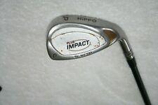 Hippo Impact Plus Bi Metal PW..Ultralite ETS Carbon Shaft..VG Hippo Wrap Grip