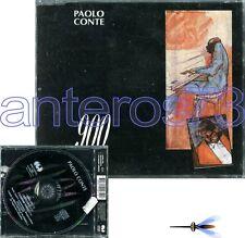 """PAOLO CONTE """"900"""" RARO CDsingolo 3 BRANI - SIGILLATO"""