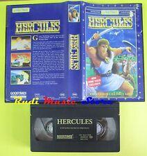 film VHS HERCULES cartone animazione 1995 GOODTIMES 02-0059703 (F48) no dvd