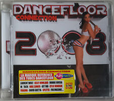 DOUBLE CD DANCEFLOOR CONNECTION 2008 neuf sous blister