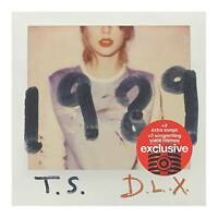 Taylor Swift - 1989 D.L.X. [CD] Deluxe Edition Target Exclusive New & Sealed