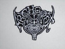 ARCHGOAT BLACK METAL IRON ON EMBROIDERED PATCH