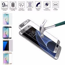 3D Displayfolie Samsung Galaxy S6 Edge Plus Schutz komplett Rand Panzer Klar